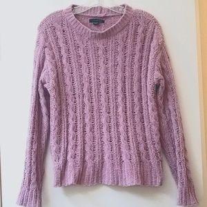 American Eagle Chenille Crewneck Sweater